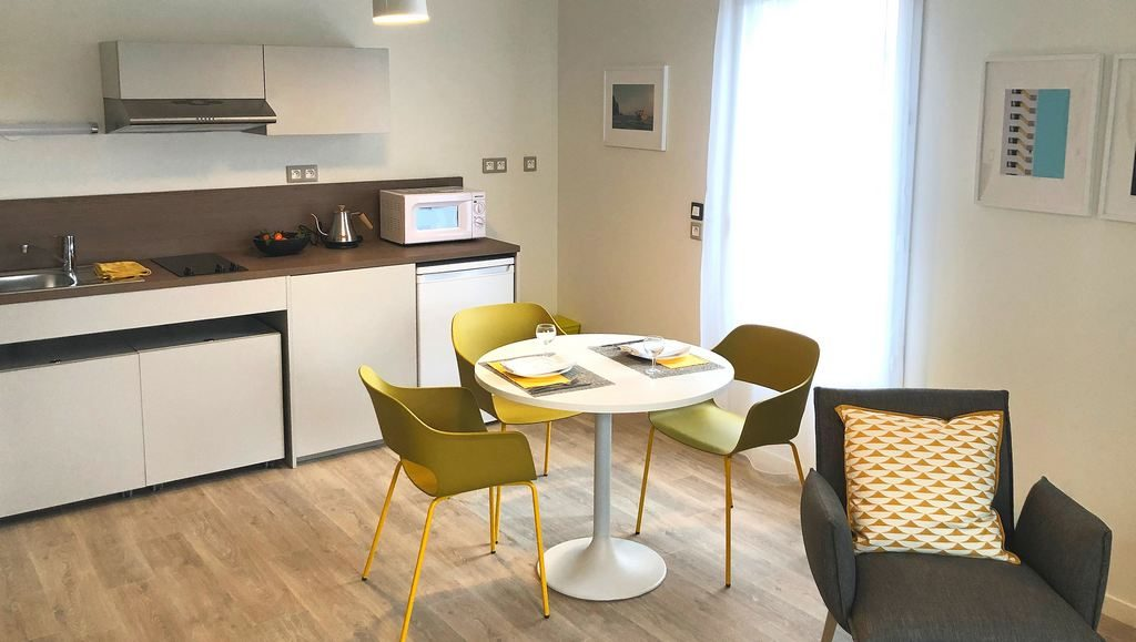 cuisine appartement temoin residence services seniors oh activ ponts de ce