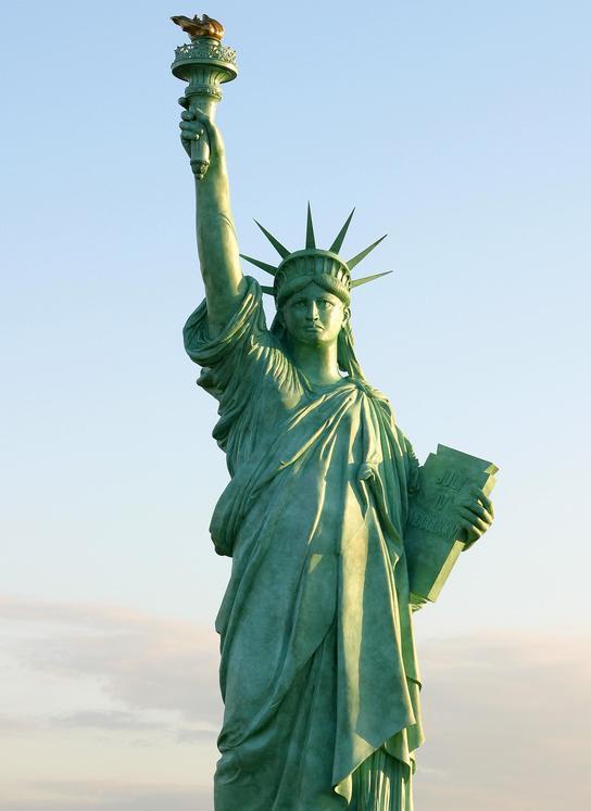 statue liberte batholdi colmar
