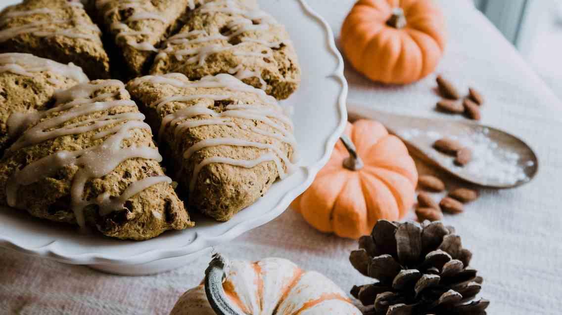 dessert gateau automne restaurant