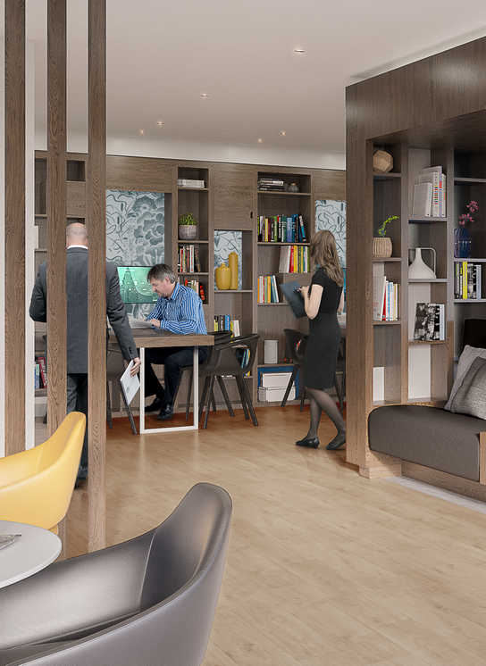 espace coworking residence senior gamme latitude oh activ