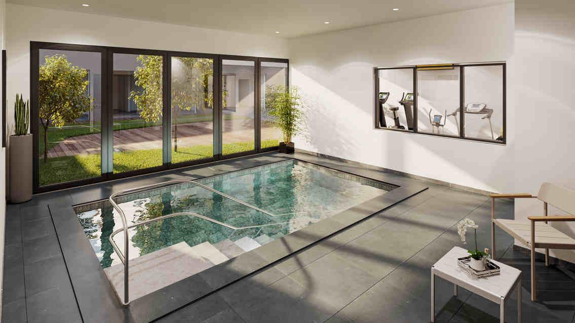 residence service senior oh activ colmar piscine