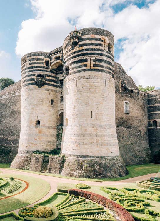 chateau Angers residence senior Pont-de-cé