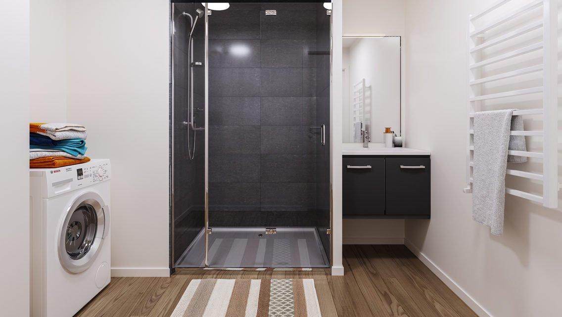 residence senior Oh Activ salle de bain gamme access