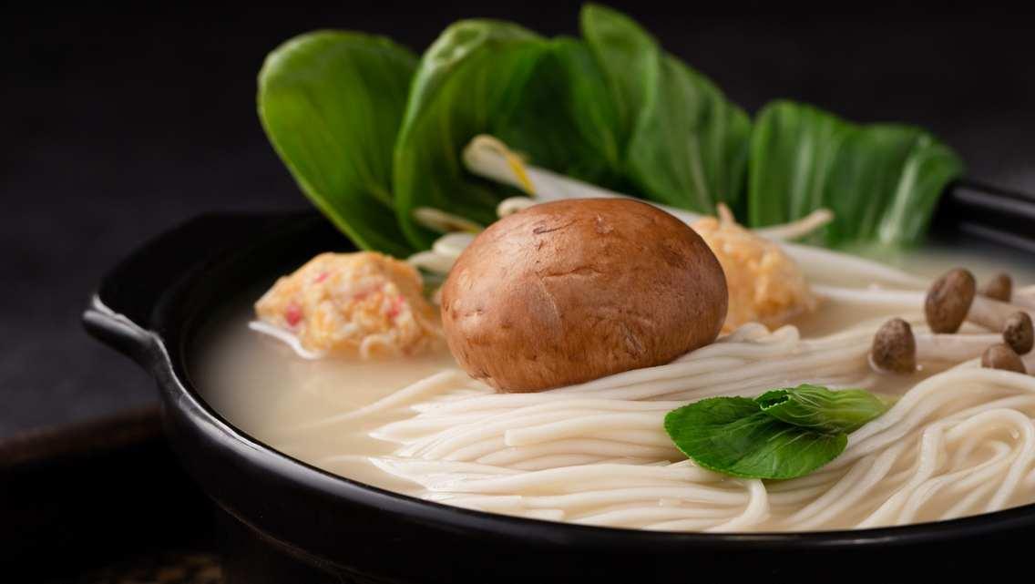 repas champignon legumes Oh ! Activ' residence seniors