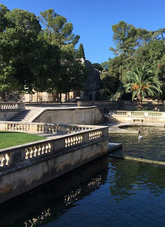 jardins La Fontaine nimes oh ! activ' residence seniors
