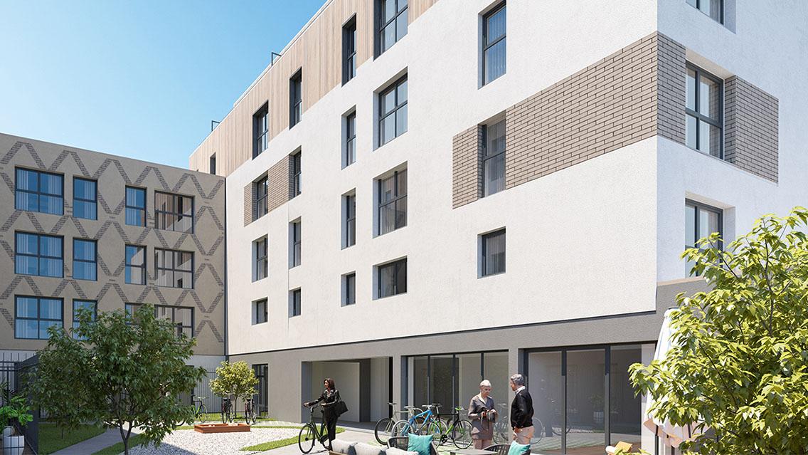 Votre nouvelle résidence Oh Activ à Colmar