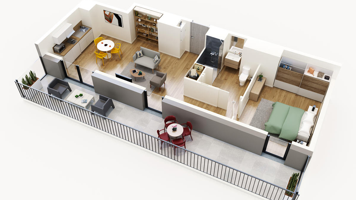 plan_3D_T2_ponts_de_ce_ohactiv-residence-seniors