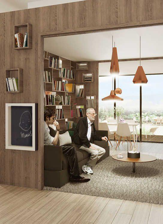 live cube zoom residence service senior Oh Activ salon central