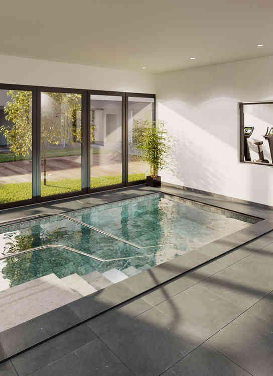 residence service senior Colmar Oh ! Activ espace wellness piscine